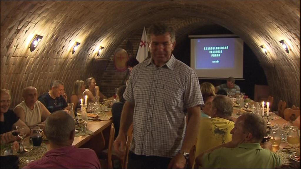 Mistr světa Imrich Bugár byl jedním ze spoluorganizátorů setkání