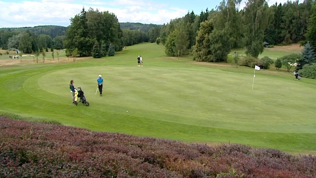 Golf Resort v Karlových Varech