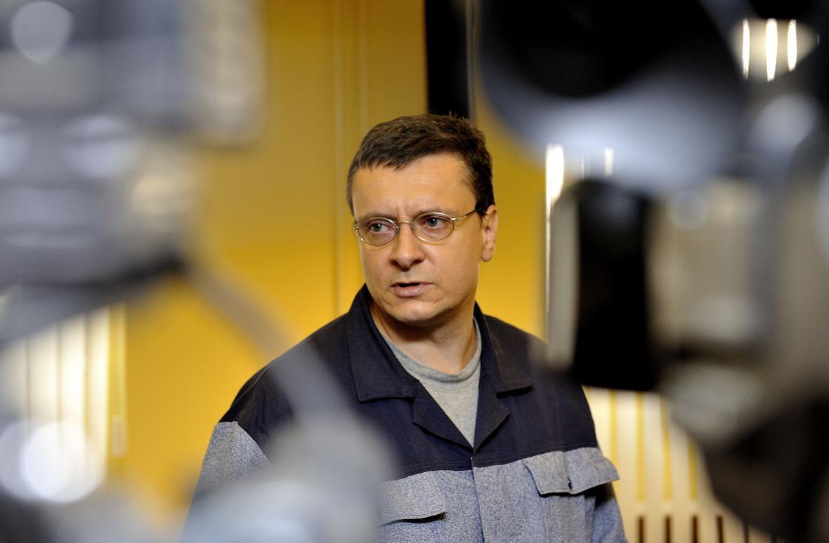 Jiří Cimbál odsouzený za vraždu stopařky