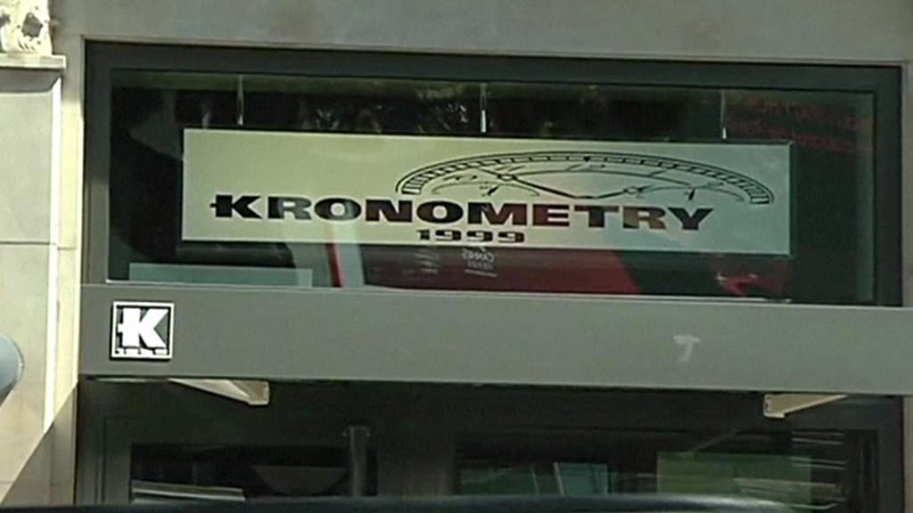 Hodinářství Kronometry v Cannes