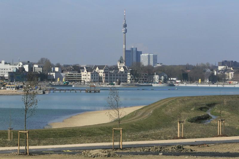 Jezero Phoenix v Dortmundu