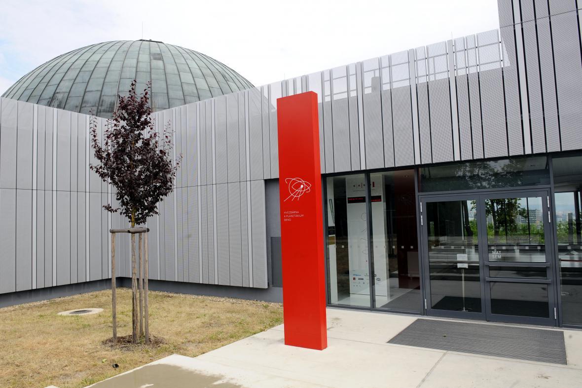 Brněnská hvězdárna a planetárium
