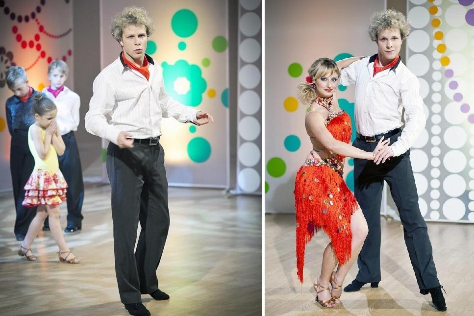 Taneční hrátky s Honzou Onderem