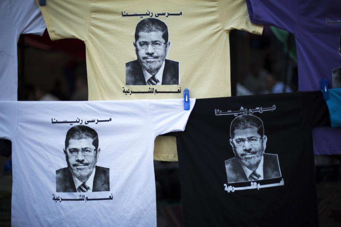 Mursího stoupenci žádají návrat exprezidenta do funkce
