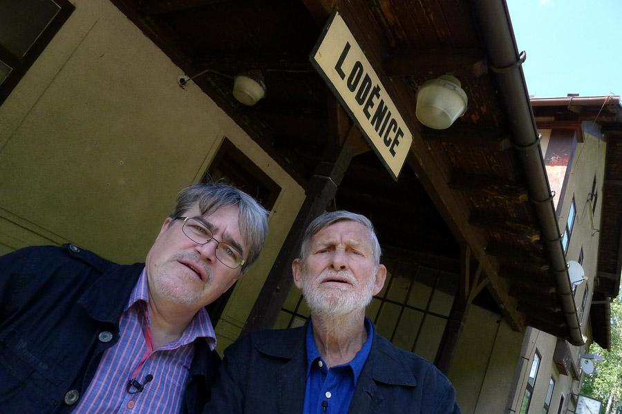 Jan Schmid a Jan Lukeš
