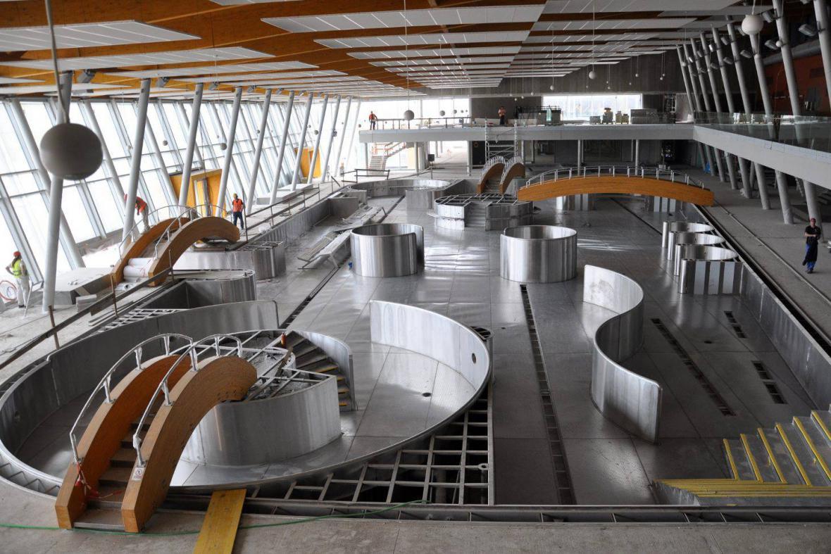 Jak se stavěl Aqualand Moravia