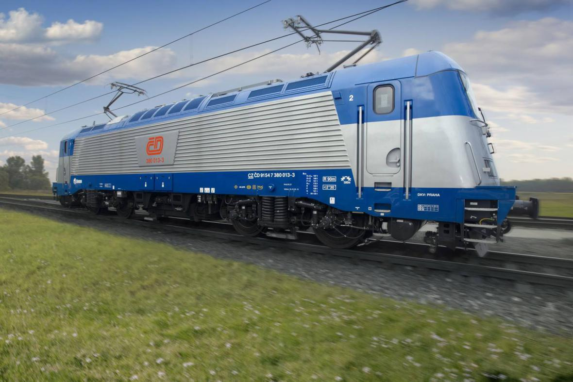 Lokomotiva 109E