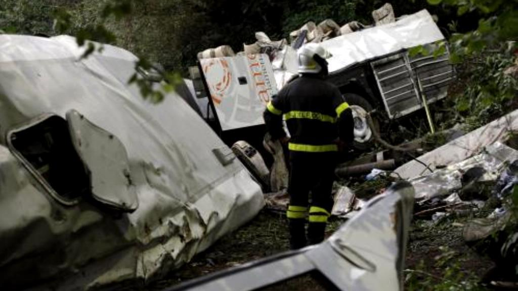 Nehoda u Avellina