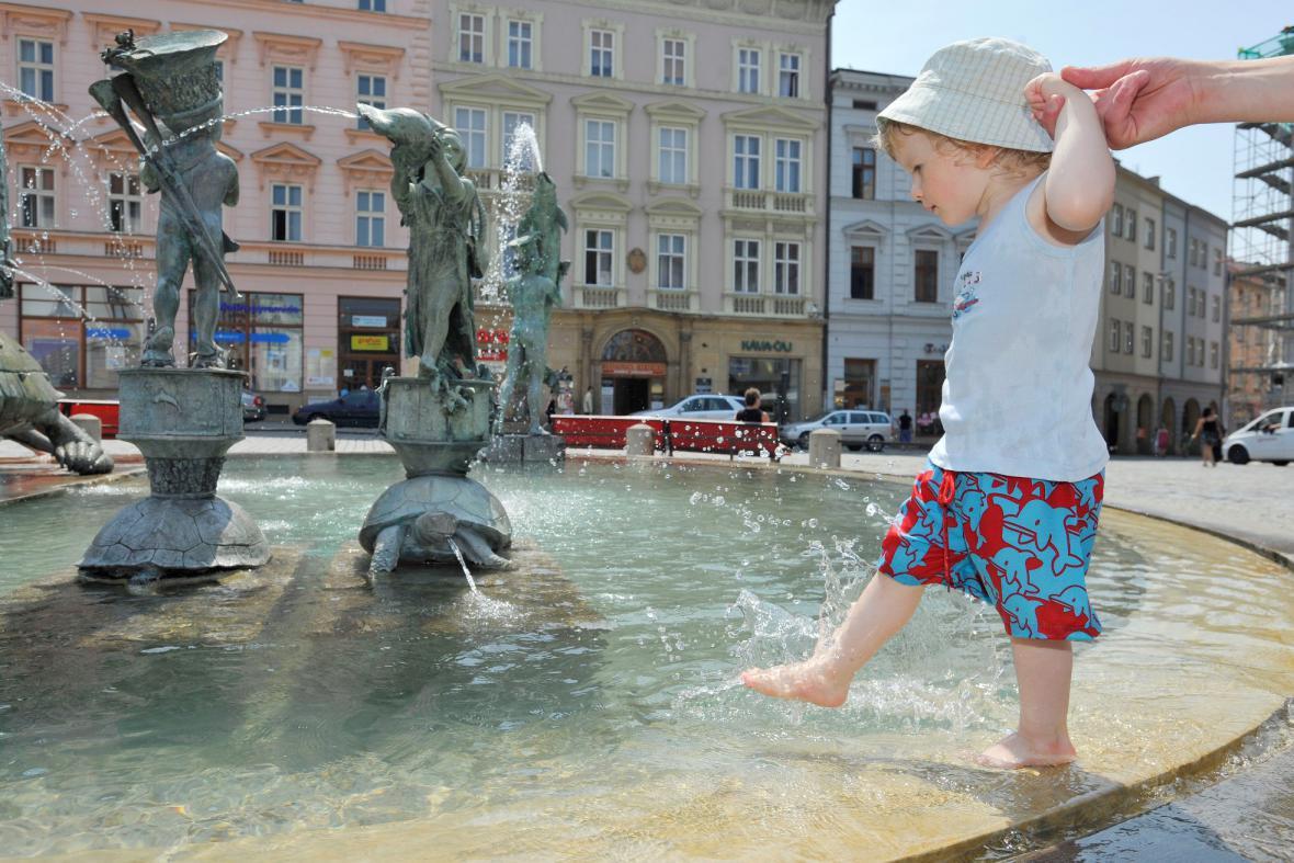 Česko zasáhla vlna veder