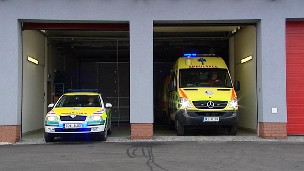 Vozy záchranné služby