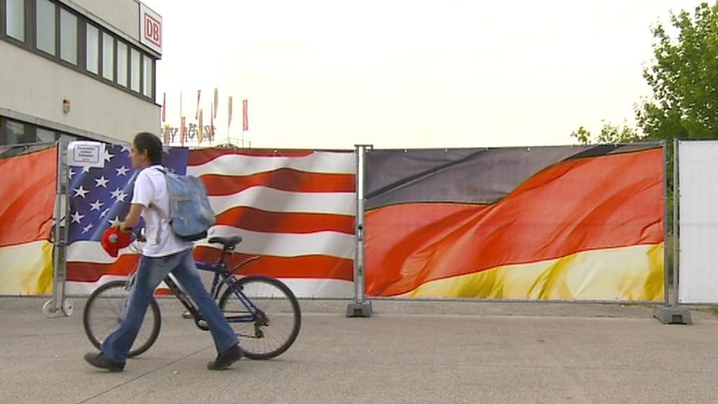 Co věděly německé úřady o americkém špehování?