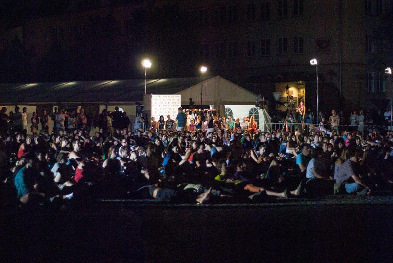 Studentský maraton přilákal zhruba 500 účastníků