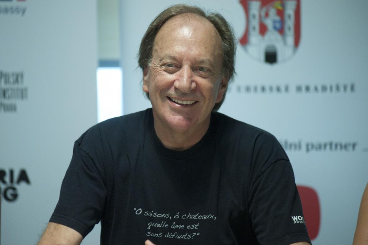 Srbský režisér Goran Paskaljević