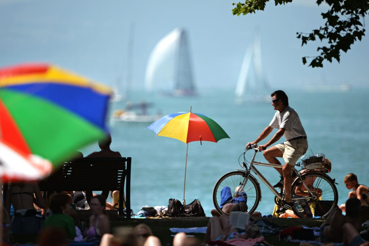 Rekordní vedra trápí i Němeko
