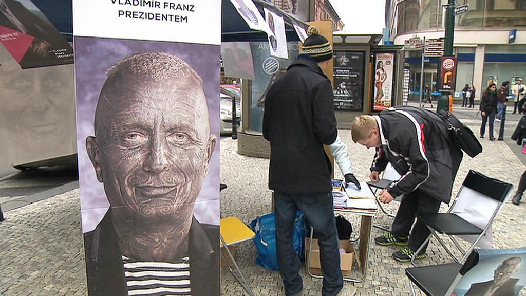 Prezidentská kampaň Vladimíra Franze