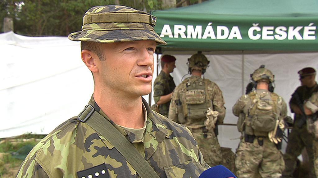 rtn. Vratislav Hejda, velitel družstva, 4. brigáda rychlého nasazení
