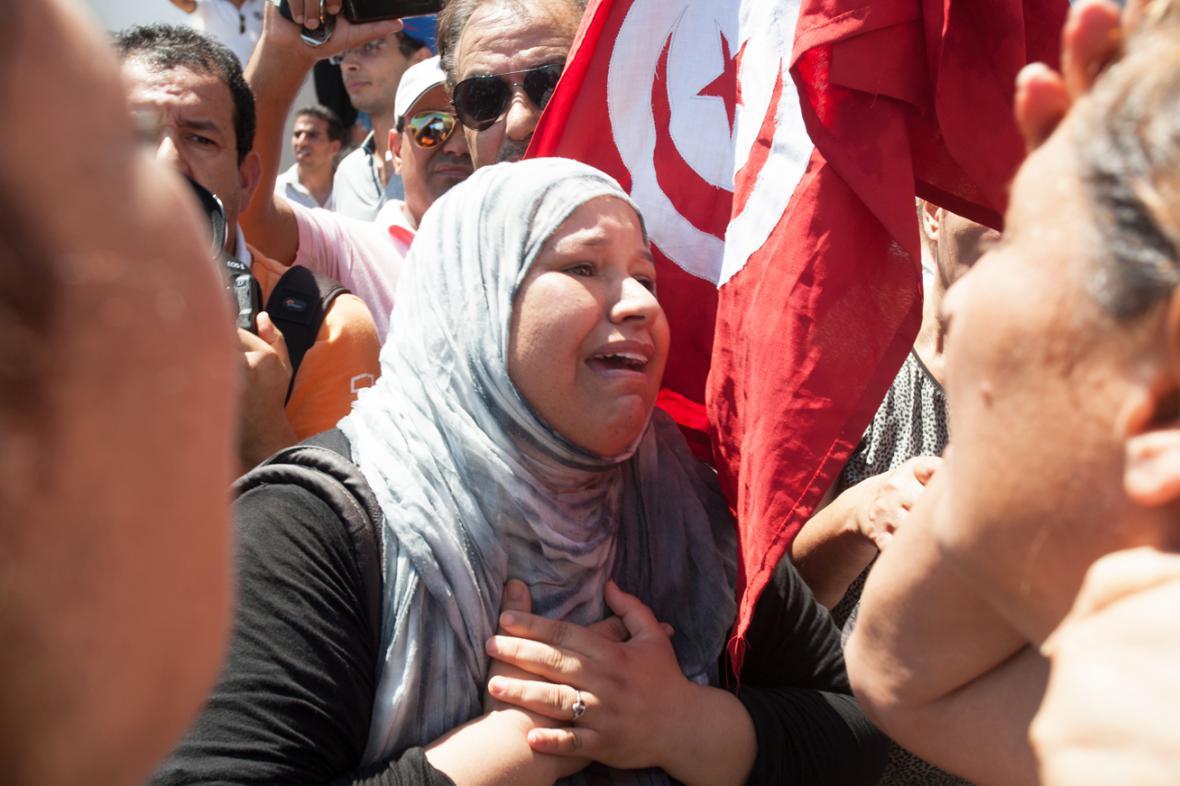 Tunisany šokovala vražda Muhamada Brahmího
