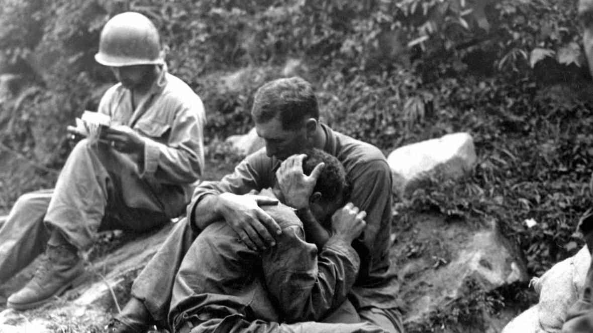 Američtí vojáci v korejské válce