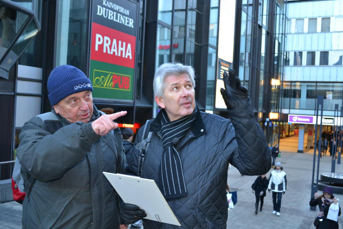 Finsko očima Petra Voldána