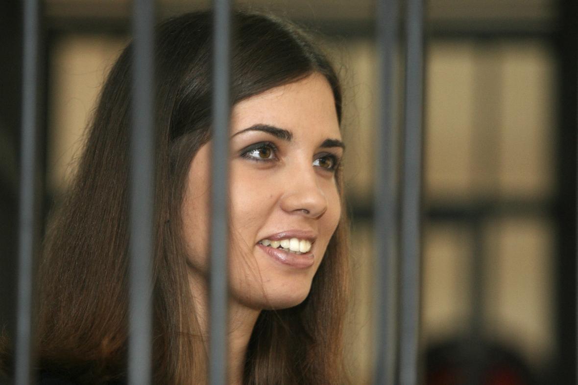 Naděžda Tolokonnikovová zůstane ve vězení