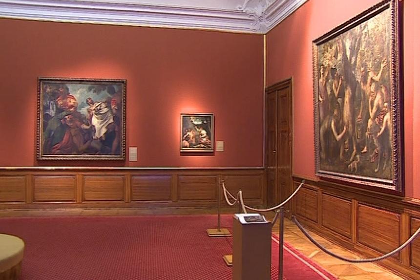 Stejné profesionální osvětlení používají přední světové galerie