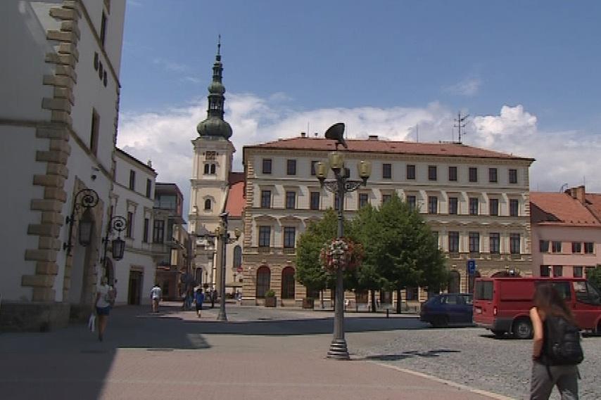 Vyškovšké náměstí je pěší zónou