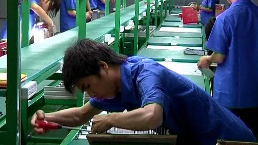 Čína spoléhá i na drobné podnikání