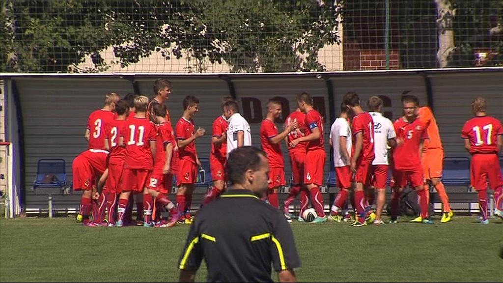 Mladší dorostenci se na turnaji mohou ukázat reprezentačním trenérům