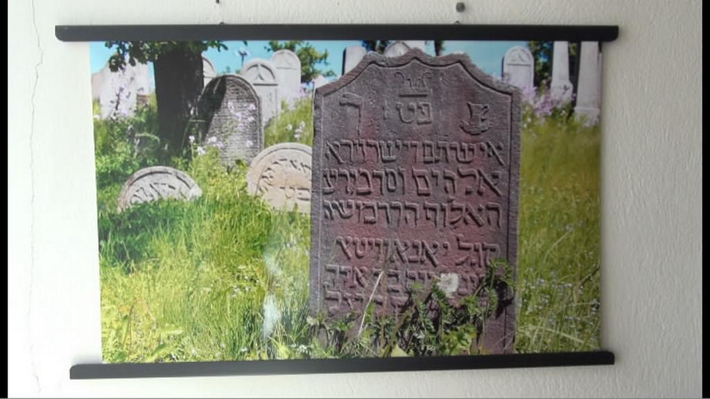 Židovský hřbitov v Kolíně