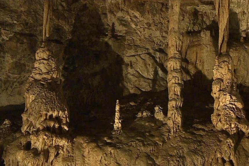 Za podobou jeskyní stojí podle vědců mikroorganismy