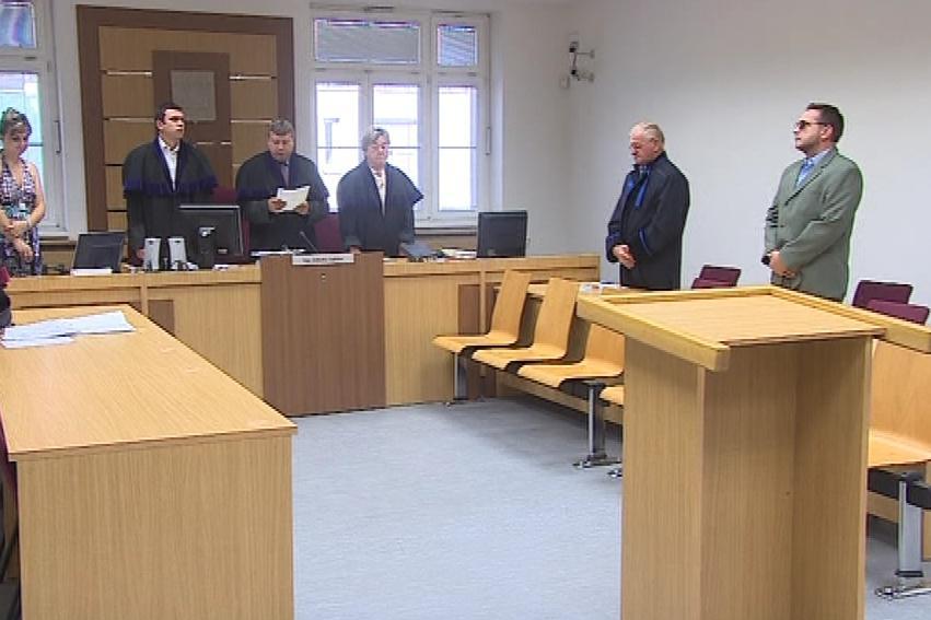 Soud muže potrestal třemi lety vězení s odkladem na pět let