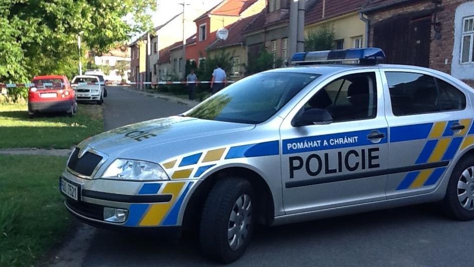 Policie uzavřela celou část obce