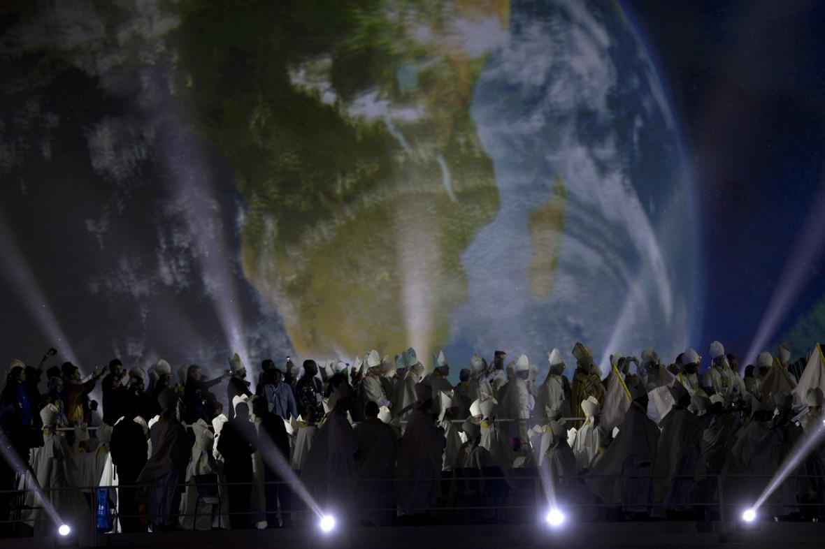Mší na Copacabaně začaly Světové dny mládeže