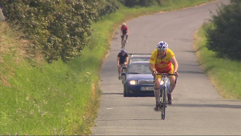 Cyklistická část v závodě většinou rozhoduje