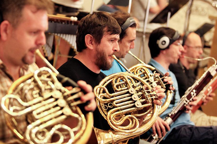 Epoque Orchestra / dechová sekce