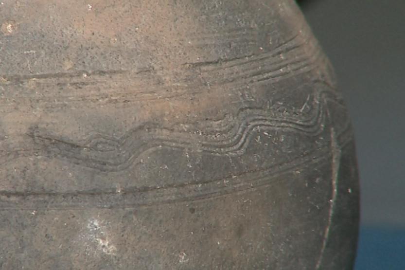 Velkomoravská keramika