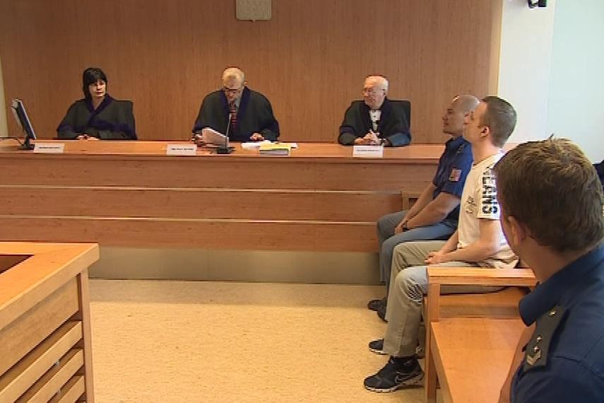 Radek Samek nestojí před soudem poprvé