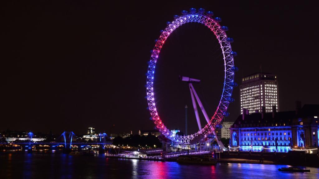 Oslavy v Londýně