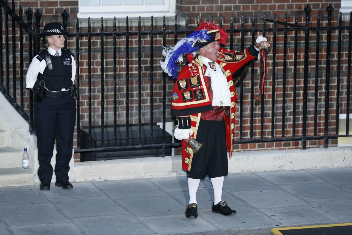 Británie se dočkala královského potomka