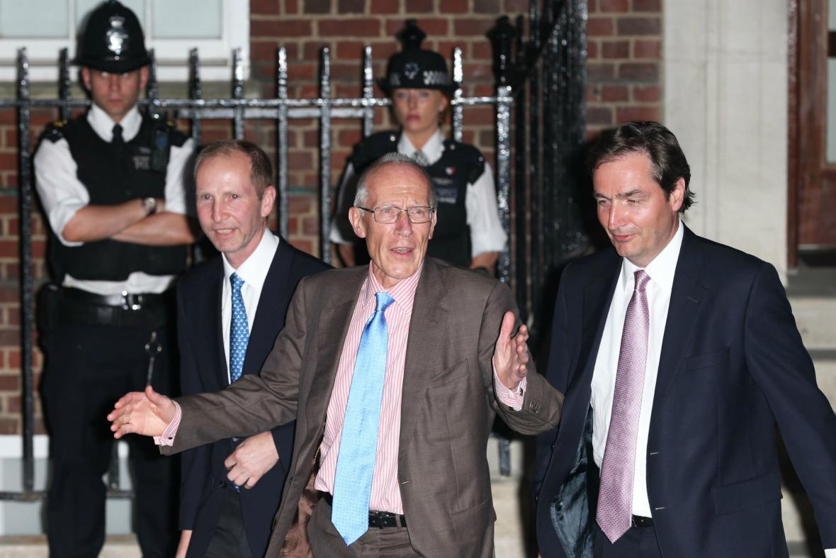Královští gynekologové opouštějí nemocnici Panny Marie