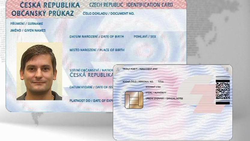 Nový občanský průkaz