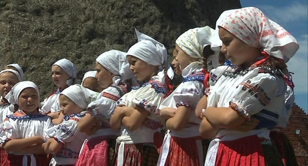Oslavy mají připomenout slovácký folklór