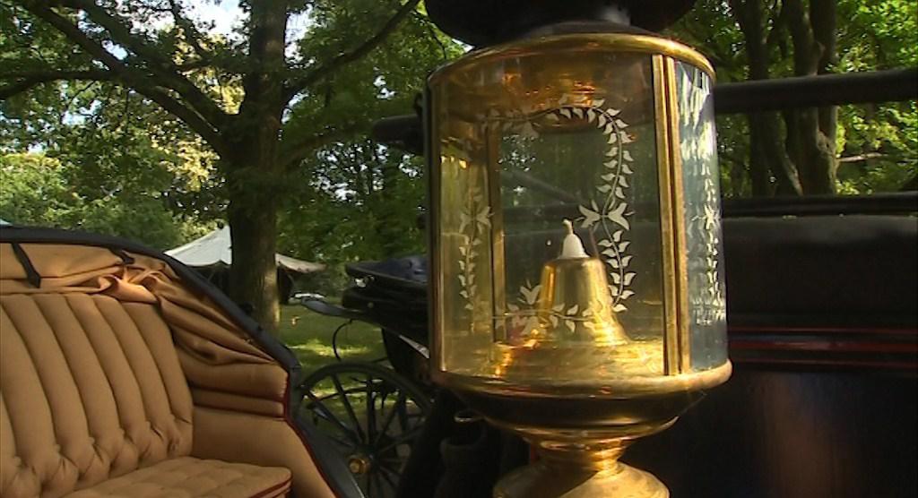 Josefkol představuje mizející řemesla. Například lampáře