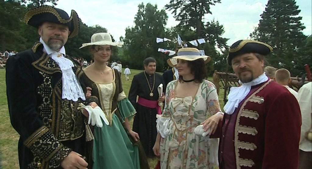 Festival láká i na historické kostýmy