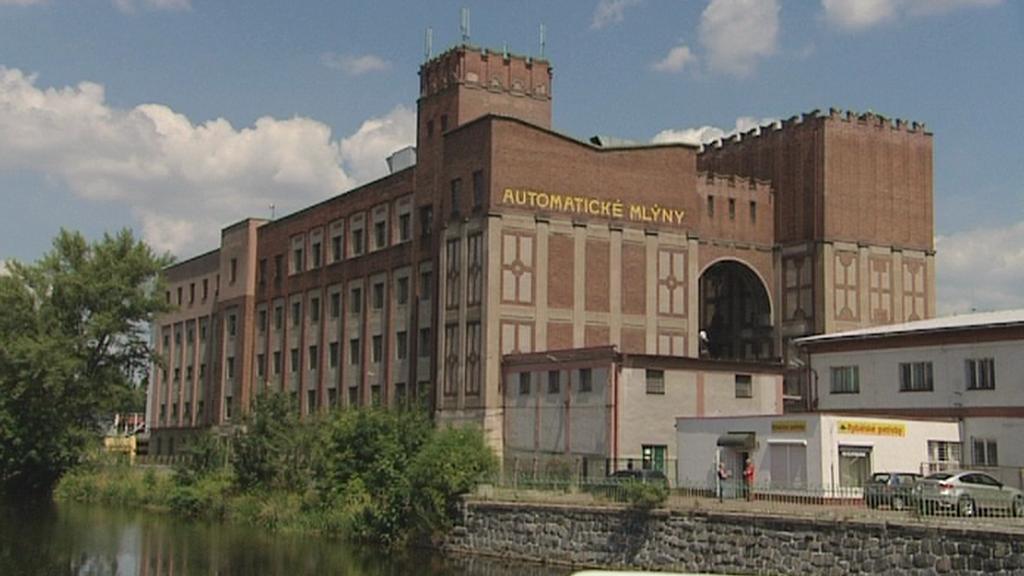 Automatické mlýny v Pardubicích