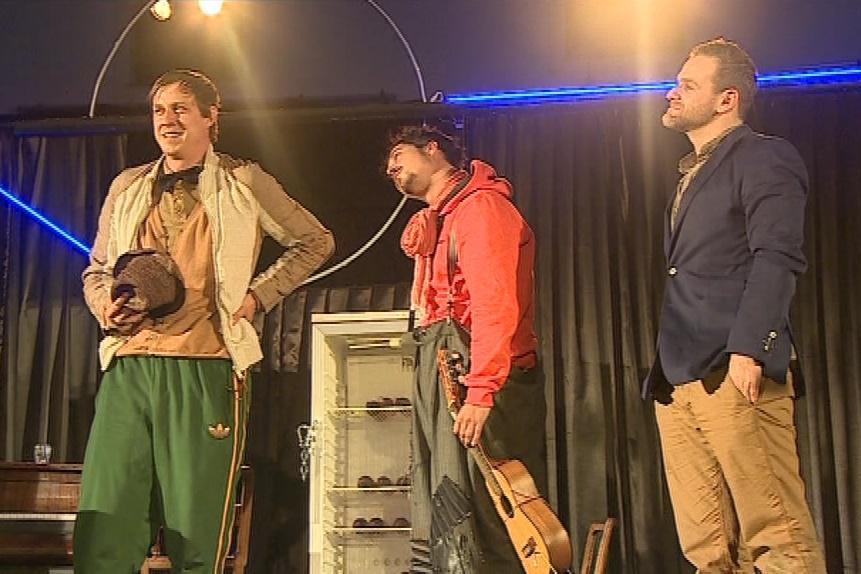 Představení Večer trojkráľový zahájilo Letní shakespearovské slavnosti v Brně