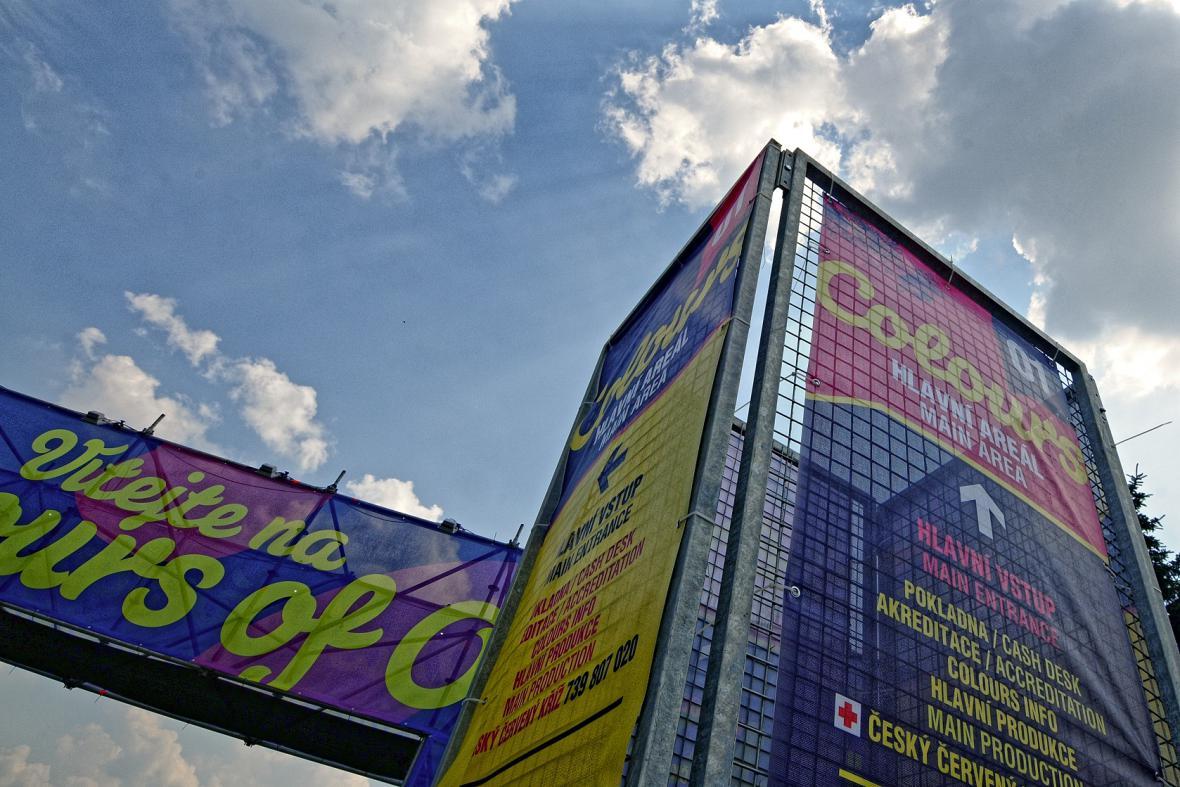 Colours of Ostrava 2013