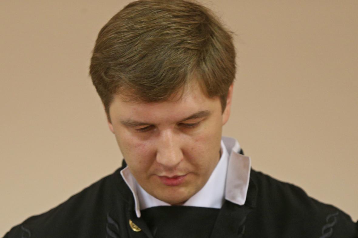 Soudce Sergej Blinov