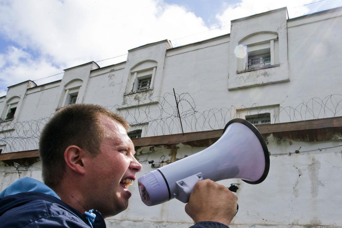 Příznivci Alexeje Navalného svolají do Moskvy demonstraci
