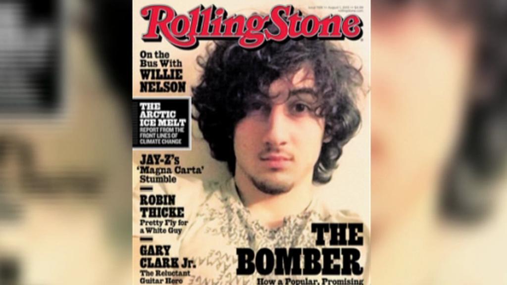 Obálka časopisu Rolling Stone